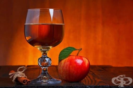 Ябълков сайдер - изображение