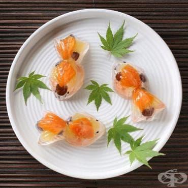 Изтънчени японски десерти, които е престъпно да изядеш - 2 част - изображение