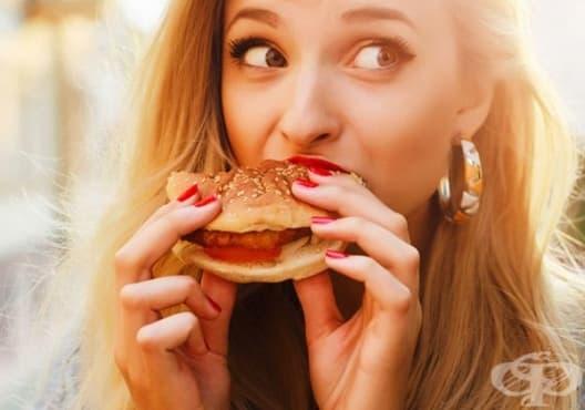 10 причини, поради които не може да спрете да ядете - изображение
