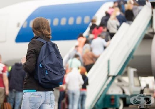 11 експертни съвета за това как да бъдете здрави по време на полет - изображение