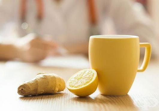Пречистете кръвоносните съдове с чай от мед, чесън, джинджифил и лимон - изображение