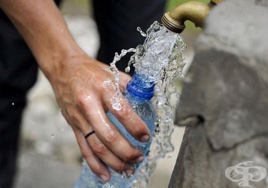 Как да си направим филтър за вода от пластмасова бутилка? - изображение