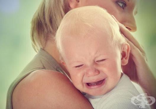 Как да успокоим плачещо бебе? - изображение
