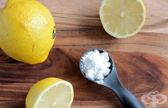 Защитете косата си от хлора в басейните със сода, лимон и кастилски сапун - изображение