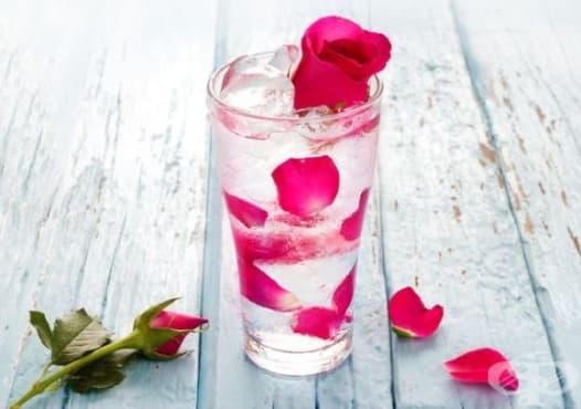 Консумирайте розова вода за пиене поради 5 ефикасни причини - изображение