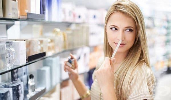 Шепа кафе ще ви улесни в избора на парфюм - изображение
