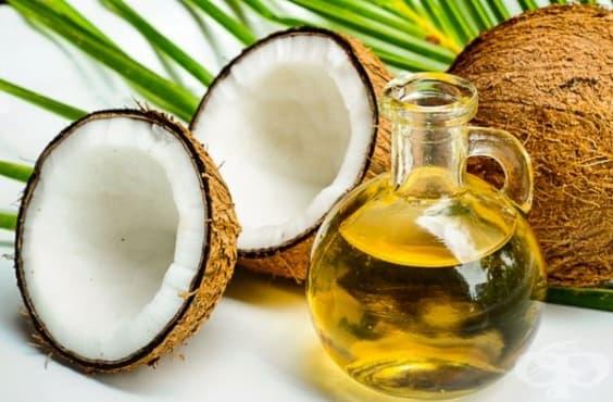 Облекчете възпаление на пъпа с кокосово масло - изображение