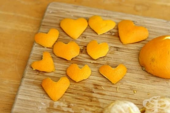 Премахнете неприятната миризма във фурната с портокалови кори - изображение