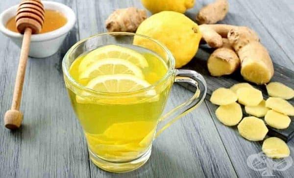 Направете си напитка за облекчаване на симптомите при грип и настинка - изображение