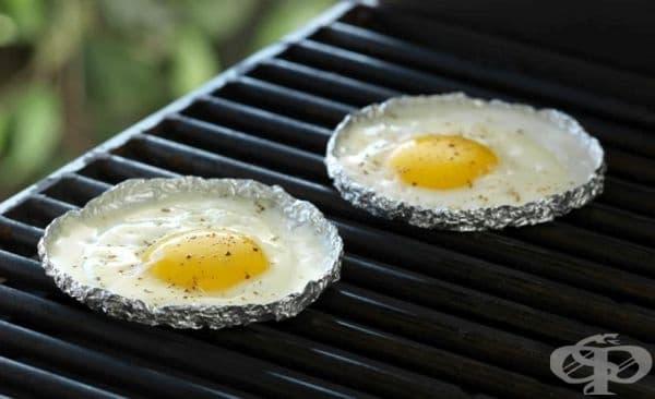 Вижте един трик за приготвянето на яйца, ако нямате тиган подръка - изображение