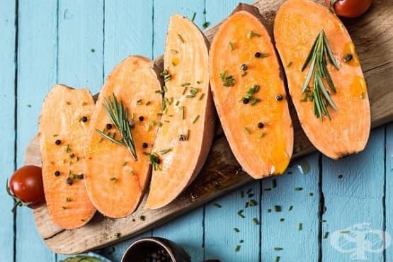 Насърчете имунитета със сладък картоф - изображение
