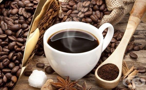 Сгрейте се през зимата с чаша кафе - изображение