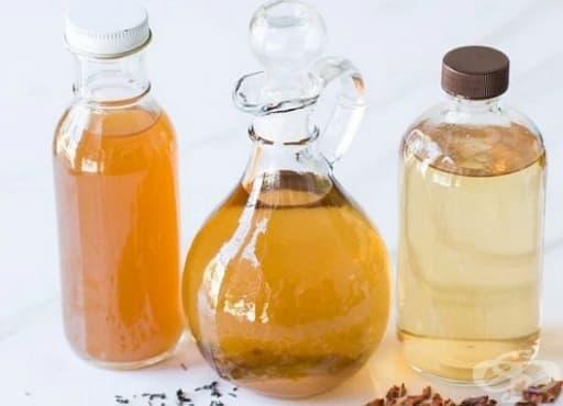 Елиминирайте акнето с тоник от зелен чай и оцет - изображение