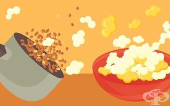 Пригответе си здравословни пуканки с пчелен прашец - изображение