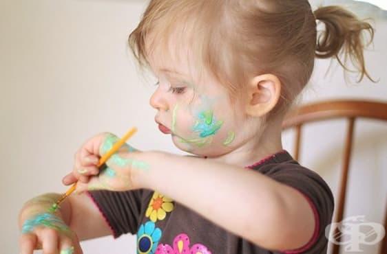 Зарадвайте децата с екологични боички за рисуване върху лице и тяло - изображение