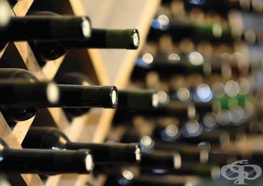 Как да съхраняваме виното, за да запазим вкусовите му качества - изображение