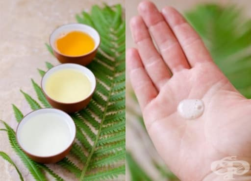 Направете си почистващ лосион за лице от алое и масло от сладък бадем - изображение