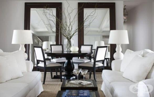 Разширите визуално пространствата у дома с огледала  - изображение