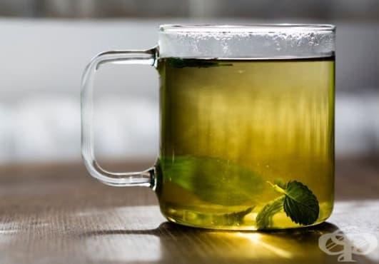 Премахнете зачервяването по кожата със зелен чай - изображение
