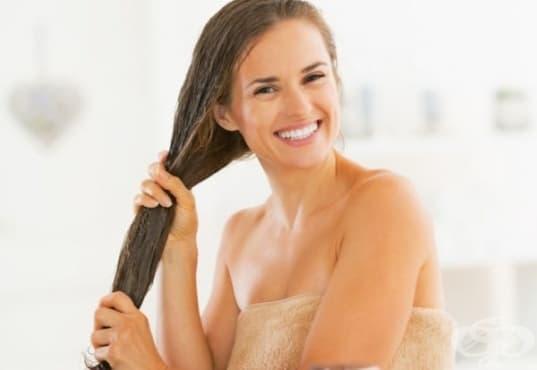 Предотвратете косопада с листа от авокадо, мляко, зехтин и бадемово масло - изображение