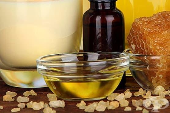 Укрепете косата си с маска от рициново масло, ракия и яйце - изображение