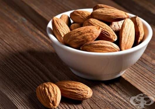 При киселини и рефлукс консумирайте сурови бадеми  - изображение