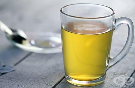 Облекчете киселините с чай от лайка или зелен чай - изображение