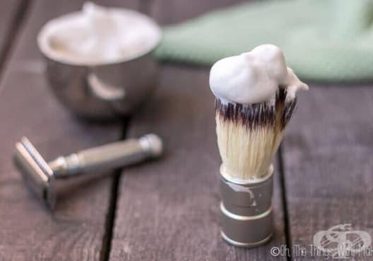 Направете си крем за бръснене от кокос и какао - изображение