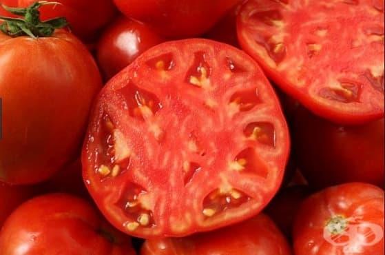 При слабо зрение и нощна слепота консумирайте домати - изображение