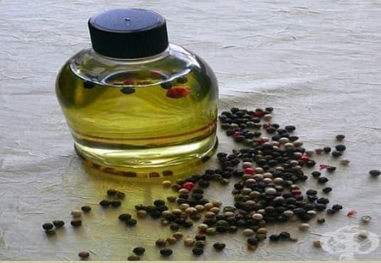 Насърчете пигментацията при витилиго с масло от черен пипер - изображение