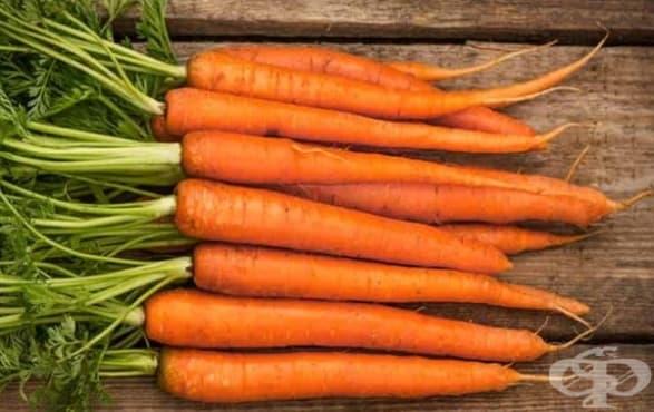 Насърчете растежа на косата с моркови - изображение