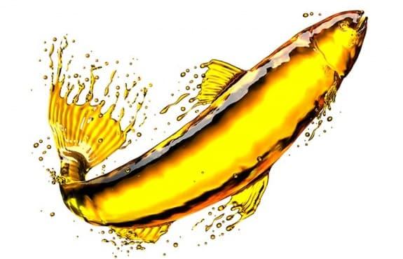 Намалете нивото на триглицериди в кръвта с рибено масло - изображение