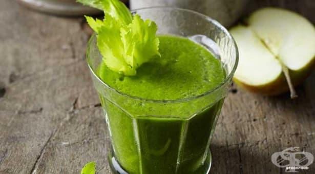 Преборете умората със смути от тиквичка, спанак, авокадо и целина   - изображение