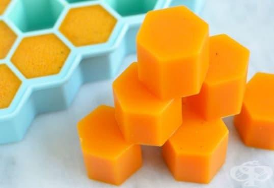 Насърчете имунитета с желирани бонбони от куркума, моркови и портокал   - изображение