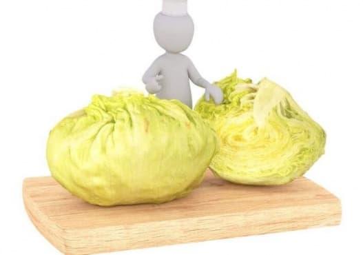 Подхранете косата си с маска от зеле и лимонов сок - изображение