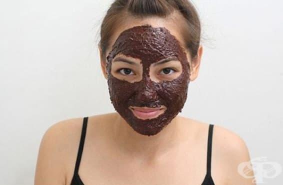 Тонизирайте кожата на лицето си с маска от какао, кокос, авокадо и мед - изображение