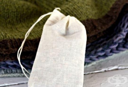 Защитете дрехите си от молци с лавандула, розмарин и рози - изображение