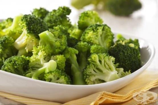 Консумирайте броколи със зехтин като противовъзпалително средство - изображение