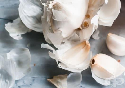 Излекувайте акнето с чесън, чаено дърво и жожоба - изображение