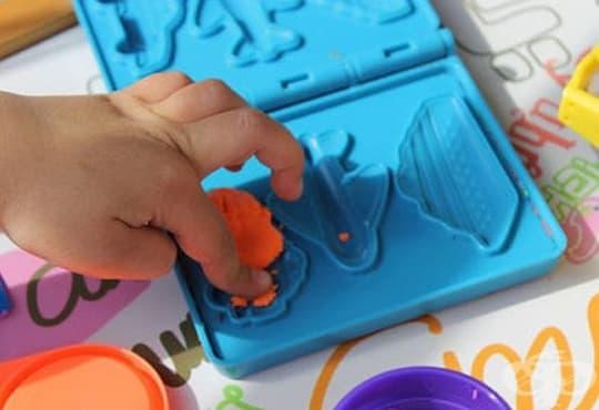 Зарадвайте децата с домашен пластилин - изображение