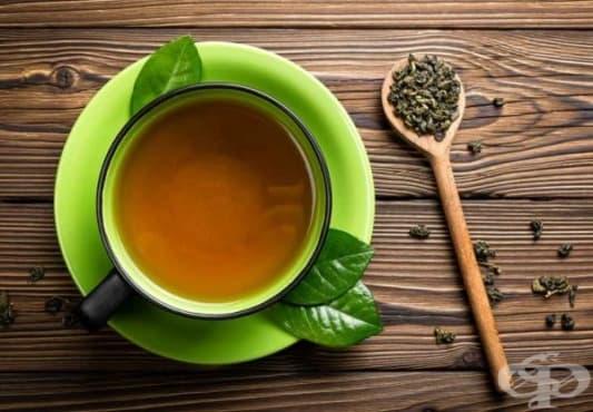 Заздравете косата си с маска от лук, зелен чай, чесън и зехтин - изображение