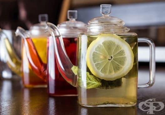 Облекчете главоболието с чай от мащерка и розмарин  - изображение