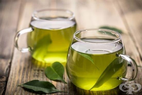 Елиминирайте лошия дъх на лук и чесън със зелен чай - изображение