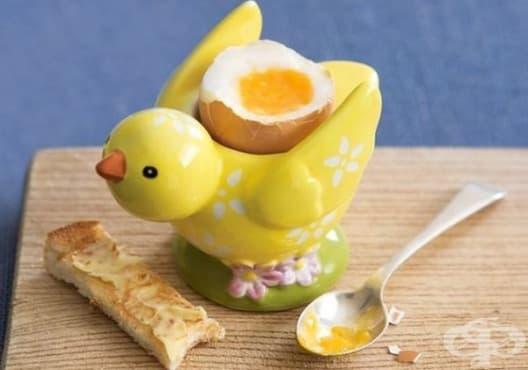 Консумирайте по две яйца дневно, за да предотвратите макулната дегенерация - изображение