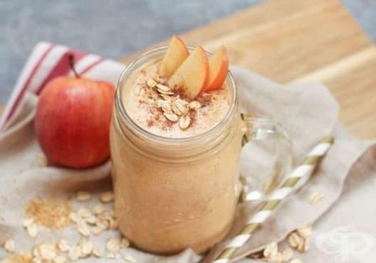 Подобрете здравето на сърцето с напитка от ябълка и овесени ядки - изображение