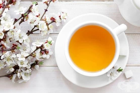 Използвайте жълт чай за детокс и добро храносмилане - изображение