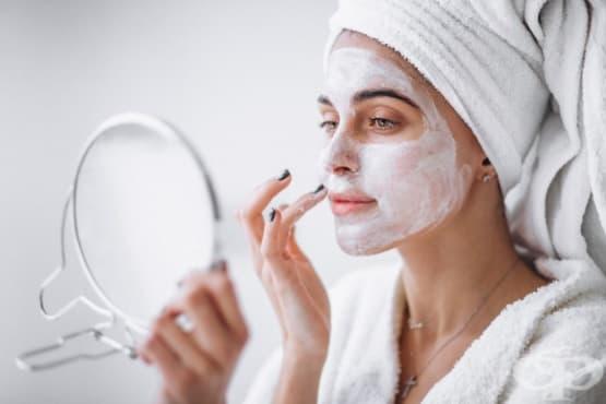 Почистете порите на лицето с мароканска глина (расул) - изображение