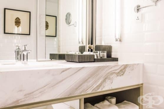 Опитайте 6 практични трика за почистване на банята - изображение