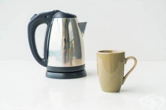 Срещу атеросклероза пийте само гореща вода на гладно - изображение