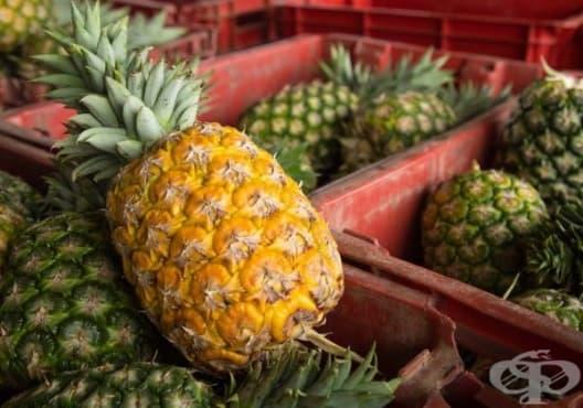 Консумирайте ананас поради 4 причини - изображение